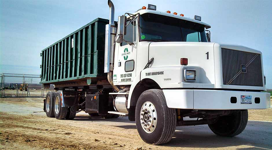 Austin Dumpster Rentals | Central Waste & Recycling